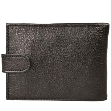 کیف پول جیبی چرم طبیعی مردانه مدل Lp1