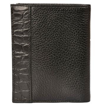 کیف پول جیبی چرم طبیعی مردانه مدل Lp10