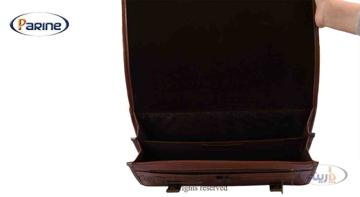 کیف اداری چرمی مردانه مدل P132