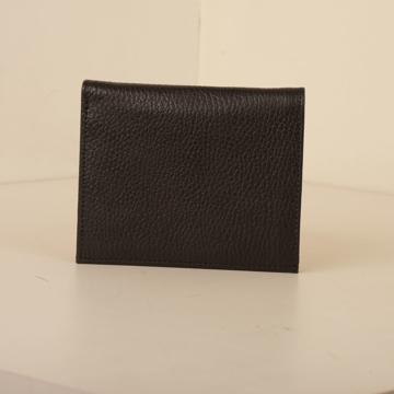 کیف پول جیبی چرم طبیعی مردانه مدل LP36