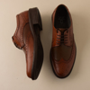 کفش دیپلمات چرم  مردانه