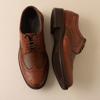 کفش چرم مردانه پارینه چرم