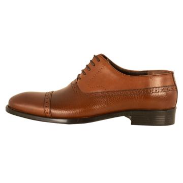 کفش چرم طبیعی مردانه مدل SHO196
