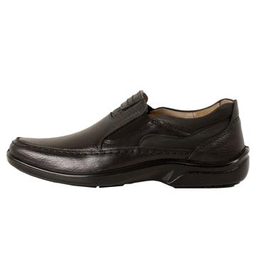 کفش روزمره چرم طبیعی مردانه مدل sho207